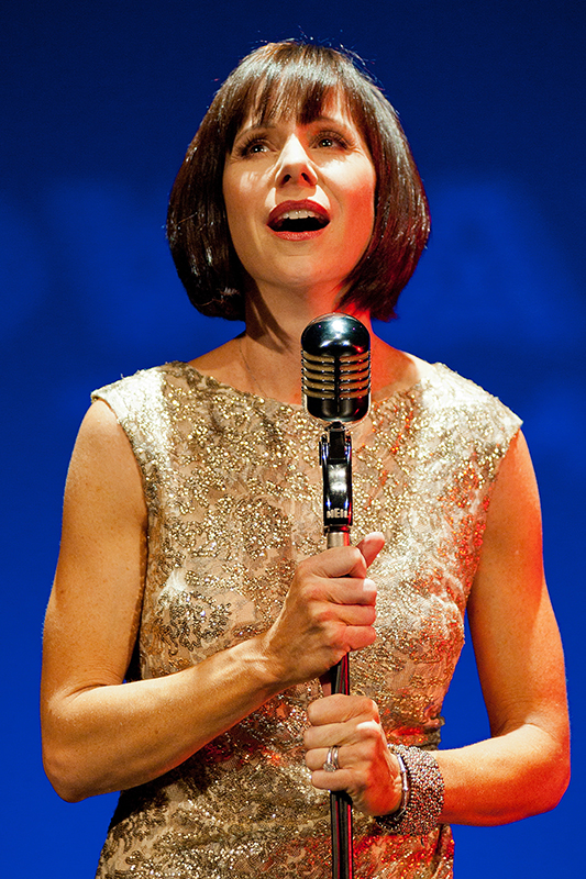 Unplugged with Susan Egan