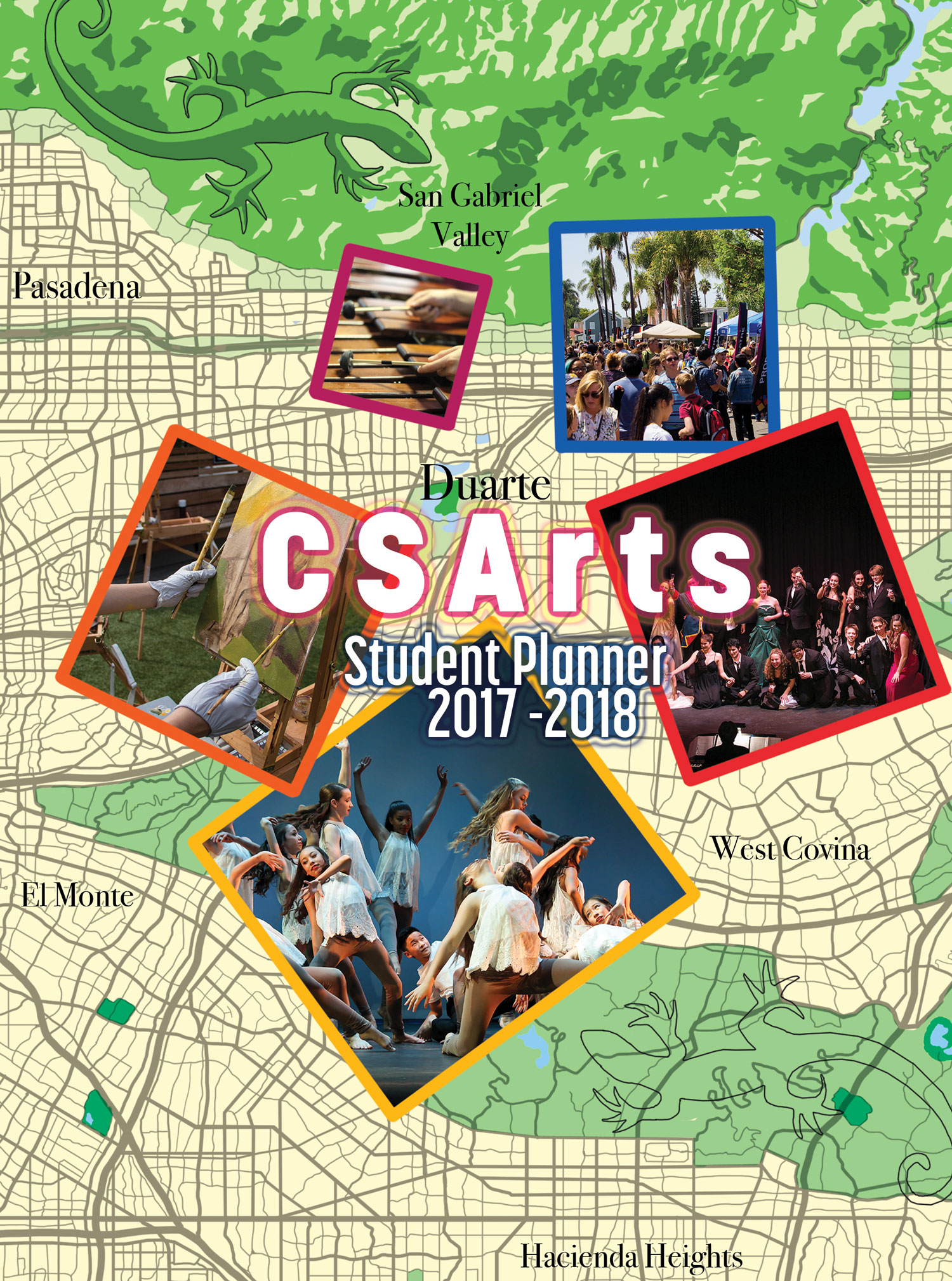 30 Things to Do at CSArts before You Graduate